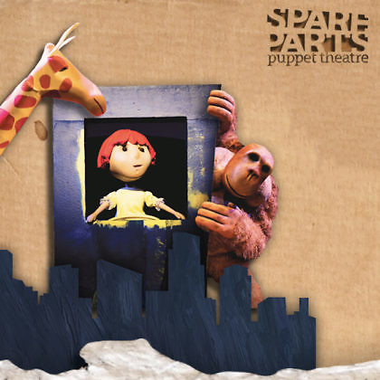 Promotional artwork for Spare Parts Puppet Theatre's The Night Zoo