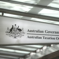 Australian Taxation Office signage